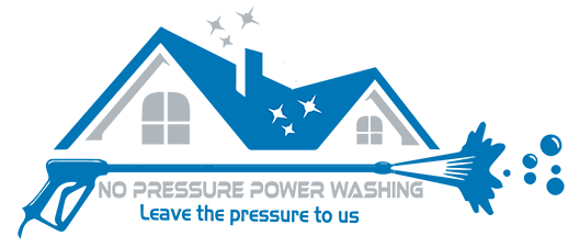 No Pressure Power Washing Logo