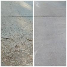 Drive and walkway Pressure Washing in Thomasville, NC