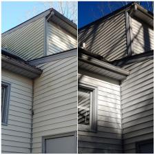 Gutter cleaning house wash raleigh nc 004
